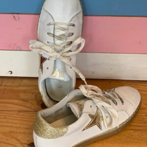 Ledersneakers Ovye Golden Star