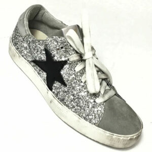 Leder Star Sneakers Ovye