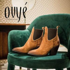 Leder Boots Ovye