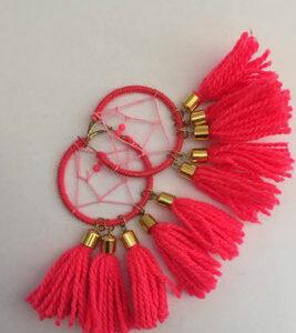 Earrings Grendadine