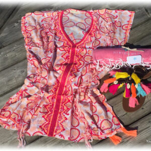 Dress Ethnique Print