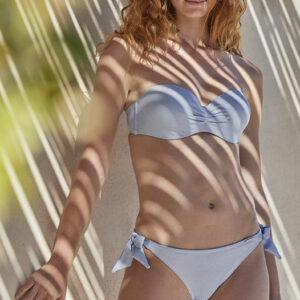 Bikini Bandeau Santorini