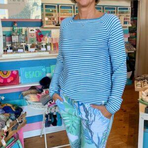 Pullover Stripes