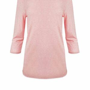 Shirt U-Boot soft pink meliert